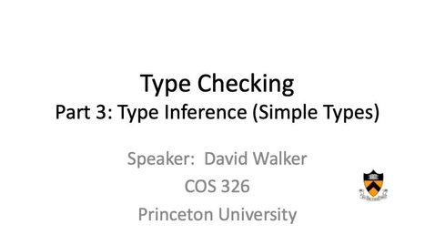Thumbnail for entry cos326-2020-17-03-type-inference-1