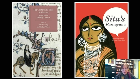 Thumbnail for entry Clerk's Tale-Sita's Ramayana