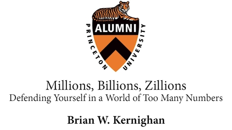 Thumbnail for entry Alumni Day - Millions, Billions, Zillons