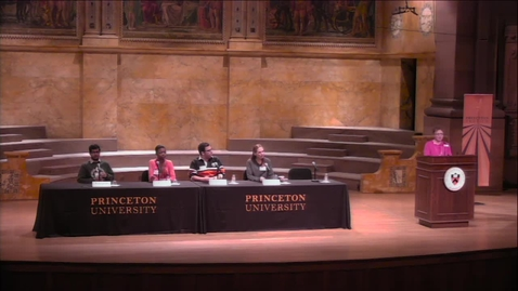 Thumbnail for entry 2016 Princeton Preview - Residential Life Panel