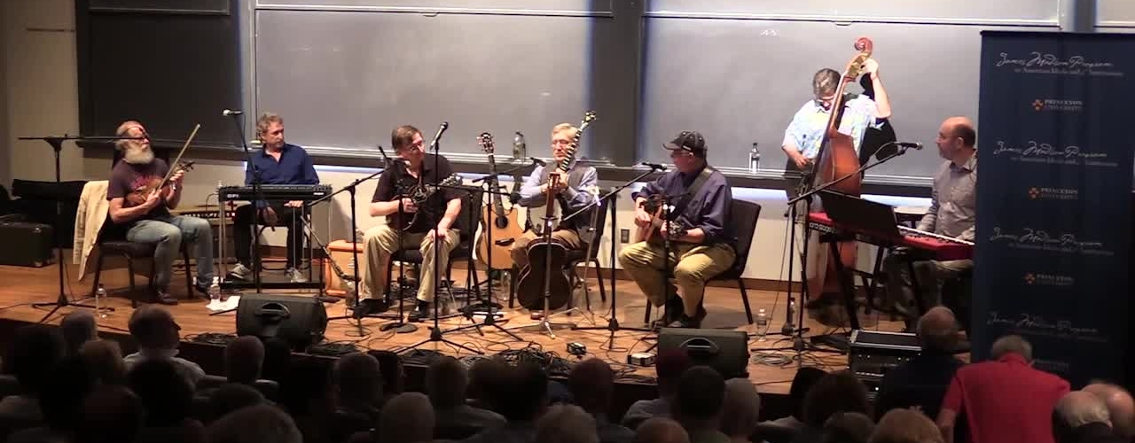 The Country and Bluegrass Music Tradition: An Evening with Robby George and Friends