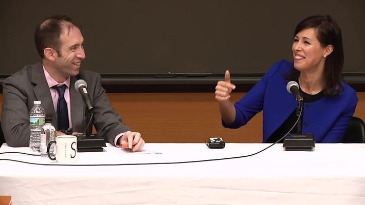 Net Neutrality, 5G Policy and Finance - A Discussion with FCC Commissioner Jessica Rosenworcel