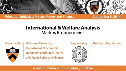 Thumbnail for entry International & Welfare Analysis