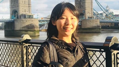 Thumbnail for entry Elite Education for Female Students in Japan, Shiina Yuri, UG '21 (2294313)