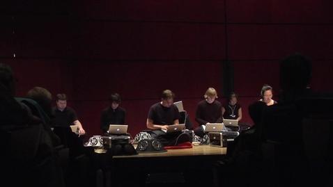 Thumbnail for entry PLOrk: Princteon Laptop Orchestra