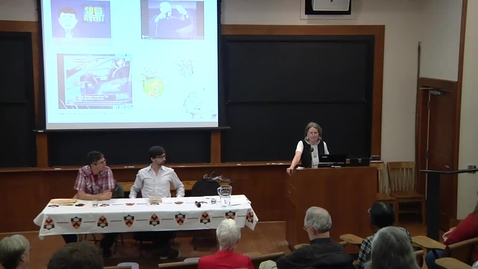 Thumbnail for entry That's Not Funny! A Panel on Environmental Comedy