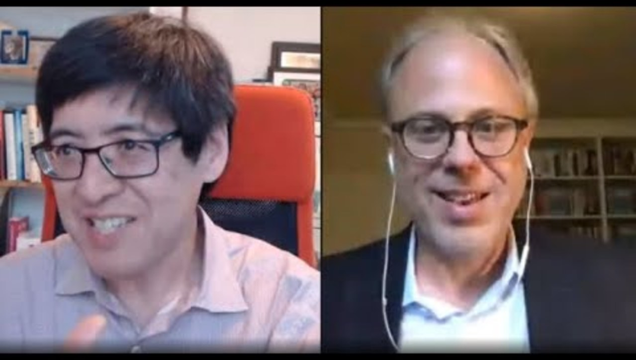 Fixing Bugs in Democracy: Dave Daley & Sam Wang, A Second Conversation