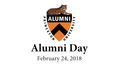 Thumbnail for entry 2018 Alumni Day - Luncheon and Awards Presentation
