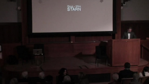 Thumbnail for entry Starn Brothers Presentation