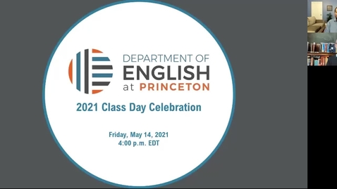 Thumbnail for entry 2021 Department of English Class Day Final Edit_20210513