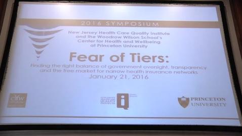 Thumbnail for entry 20160121_Fears of Tiers_KeynoteSpeaker_Joel Ario