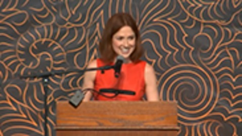 Thumbnail for entry Reception and Closing Dinner with Ellie Kemper '02, Actress, Comedienne and Writer
