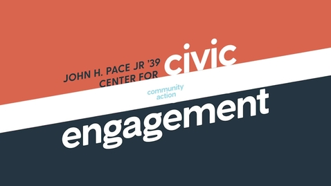 Thumbnail for entry Community Action: Engagement 101