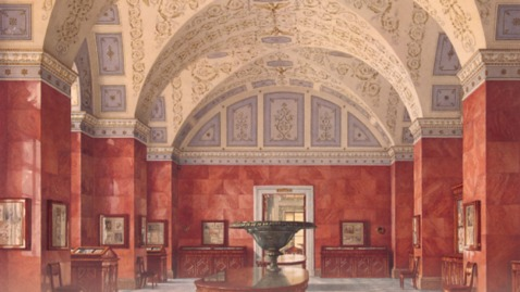 """Thumbnail for entry The Hermitage or a """"museum"""" in 1770 according to Catherine the Great"""