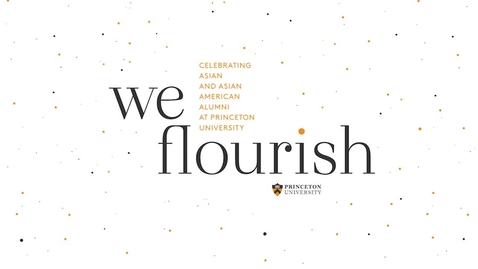 Thumbnail for entry We Flourish Alumni Conference: Conference Welcome with the Honorable Denny Chin