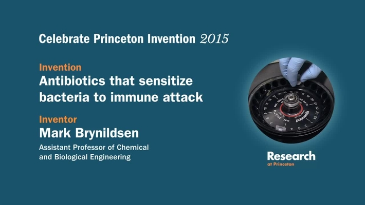 Celebrate Princeton Invention 2015 Mark Brynildsen