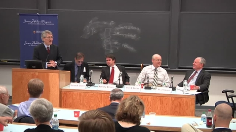 Thumbnail for entry The Legacy of Progressivism in Contemporary American Politics and Culture: A Roundtable Discussion