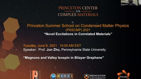 Thumbnail for entry Magnons and Valley Isospin in Bilayer Graphene