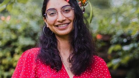 Thumbnail for entry OURSIP Intern - Maya Chande