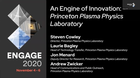 Thumbnail for entry An Engine of Innovation: Princeton Plasma Physics Laboratory