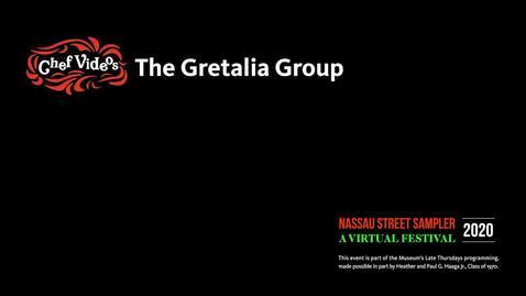 Thumbnail for entry Nassau Sampler - The Gretalia Group