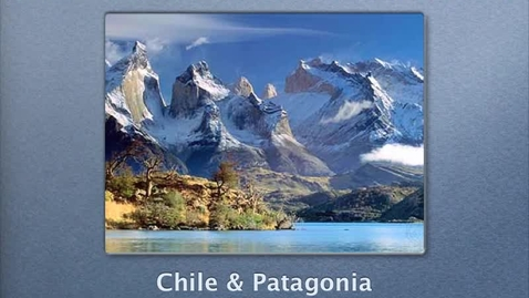 Thumbnail for entry Princeton Journeys: Talk for Patagonian Travelers