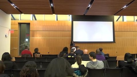 Thumbnail for entry Keynote Address - Dr. Steve Perry - February 9, 2016