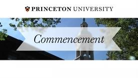 Princeton University's 268th Commencement