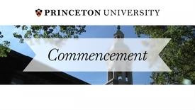 Thumbnail for entry Princeton University's 268th Commencement