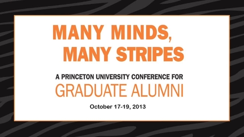 Thumbnail for entry Many Minds, Many Stripes Luncheon Remarks: Norman R. Augustine '57 *59 H07