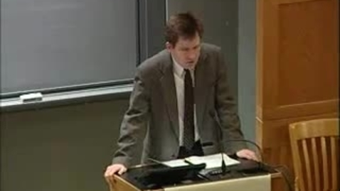 Thumbnail for entry Speech Codes, Censorship, and Undue Process: Politics and the Restoration of Free Speech and Liberty on Campus