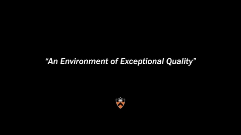 Thumbnail for entry Exceptional Quality