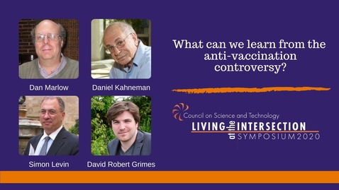 Thumbnail for entry Living at the Intersection Symposium 2020: Panel 3