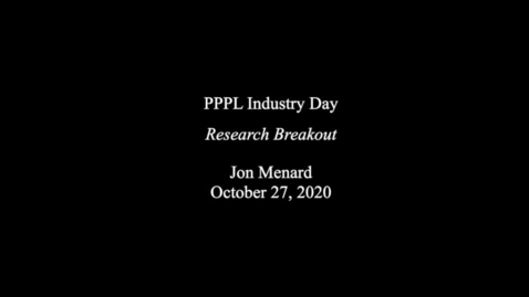 Thumbnail for entry IndustryDay_27Oct20_Research-Breakout