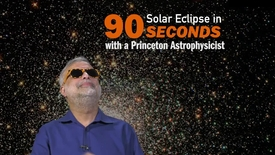 Thumbnail for entry Solar eclipse in 90 seconds