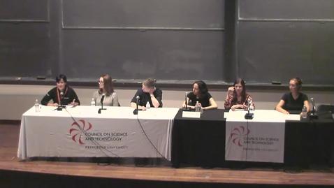 Thumbnail for entry Women in STEM Panel