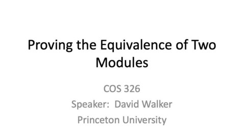 Thumbnail for entry Cos326-13-04-module-equivalence