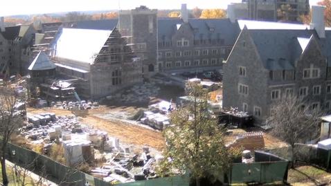 Thumbnail for entry Whitman College: Time Lapse