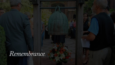 Thumbnail for entry  9/11 Service of Remembrance