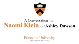 Thumbnail for entry A Conversation with Naomi Klein and Ashley Dawson