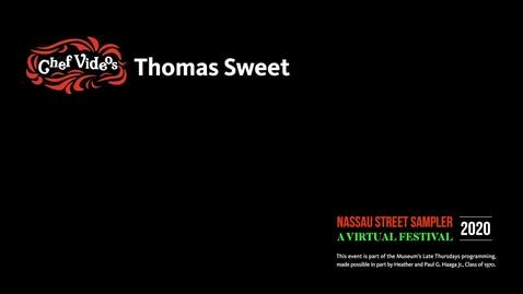 Thumbnail for entry Nassau Sampler - Thomas Sweet