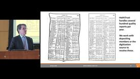Thumbnail for entry Mike Furlough (Executive Director, HathiTrust) presentation to Princeton University Library Staff - February 4, 2019