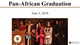Thumbnail for entry 2018 Pan-African Graduation