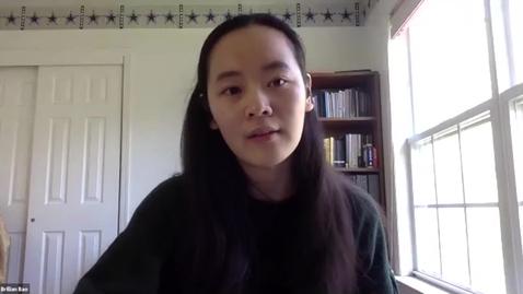 Thumbnail for entry Brillian Bao - 2020 Journalism Senior Colloquium