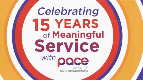 Thumbnail for entry 15 Years of Meaningful Service