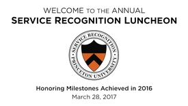 Thumbnail for entry 2017 Service Recognition Luncheon