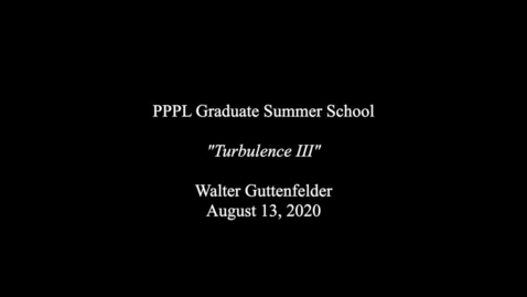 Thumbnail for entry GSS_13Aug2020_WGuttenfelder