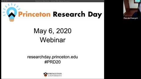 Thumbnail for entry PRD 2020 Webinar: Day 2