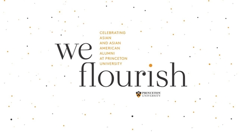 Thumbnail for entry We Flourish Alumni Conference: A Conversation with Christopher L. Eisgruber