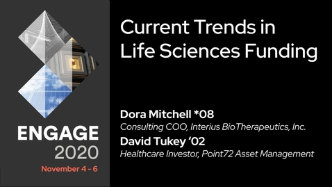Thumbnail for entry Current Trends in Life Sciences Funding